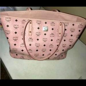 MCM Tote Purse (Authentic)